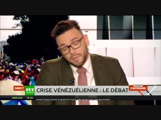 Interdit dinterdire - La crise vénézuélienne