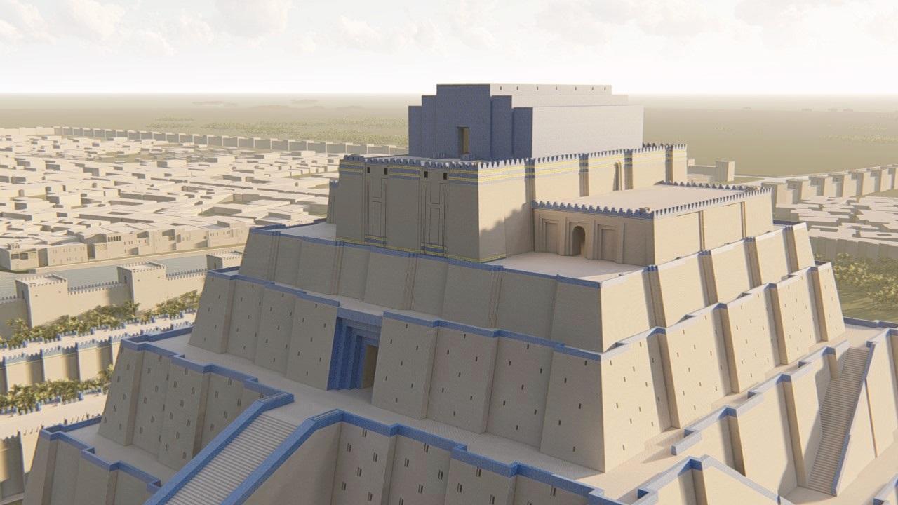 Воссоздание Вавилонской Башни