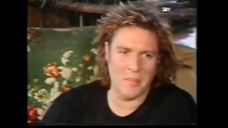 Duran Duran Inside Music interview with Simon LeBon 1989