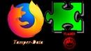 Instalar Tamper Data y Mozilla Firefox 52.8 Shell Upload php