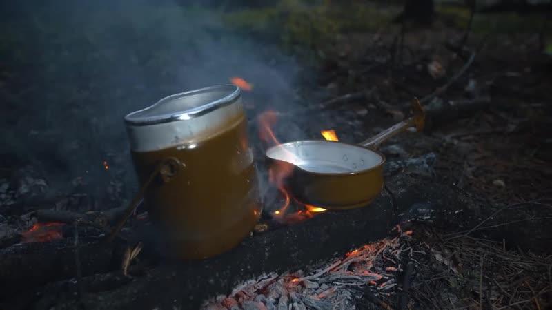 Тест УКРАИНСКОГО ИРП 24 часа в лесу