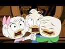 Disney Утиные истории - Сезон 1 Серия 12 - Самая медленная в мире ловушка! Часть 2|мультики про утят