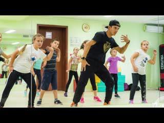 Танцы хип-хоп для детей от 7 лет - Школа танцев Active Style