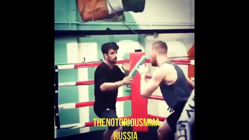 Конор Макгрегор -Идо Портал
