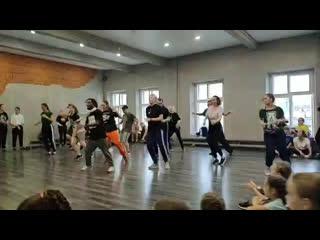 LIL JAZZ | HIP-HOP #2 | ЯРОСДАНС