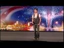 Shaun Smith - Ain't No Sunshine - Britain Got Talent 2009