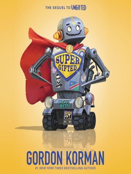 Supergifted - Gordon Korman