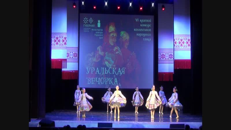 Танец Субботея эстрадно хореографический коллектив Дюймовочка