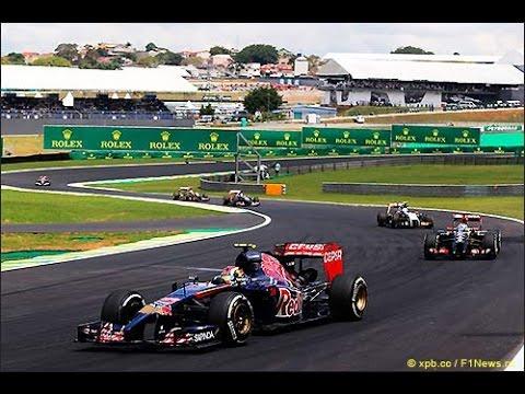 F1 2016 - R18 BRAZILIAN GRAND-PRIX RACE