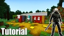 Minecraft How To Make Jason Voorhees Cabin Friday the 13th