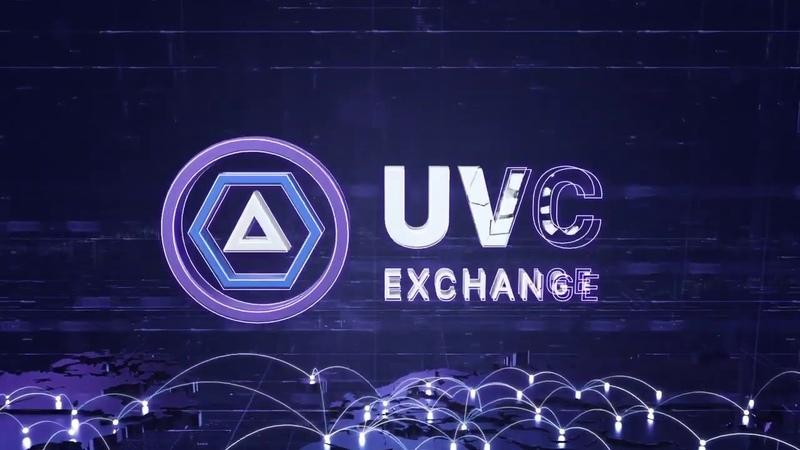 UVC Exchange ЭТО Биржа Обменик Парамайнинг монетки PRIZM Франшиза 10 уровневая рефсистема