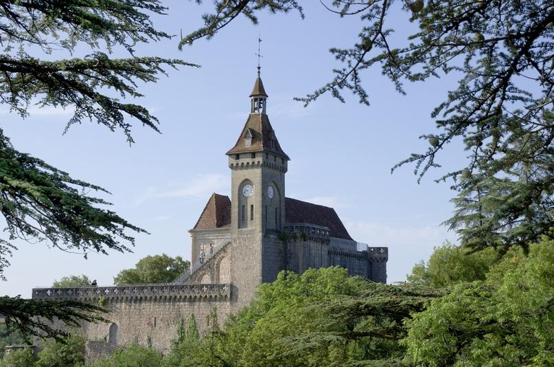 Рокамадур – потрясающая вертикальная деревня во Франции, изображение №5