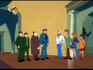 Scooby Doo, Where Are You (1969-1970) S01E01 - What A Night For A Knight