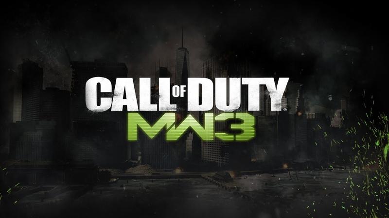 Прохождение Call of Duty Modern Warfare 3 | Стрим от 21.10.2019