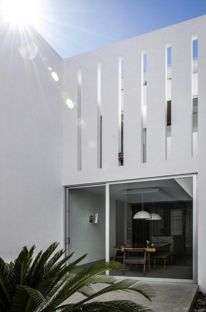 Casa Mezquite by BAG arquitectura in Aguascalientes, México