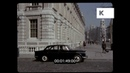 Whitehall, London in 1969, HD from 35mm