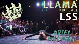 ARIEL MERMAID - LSS LLAMA KIKI BALL