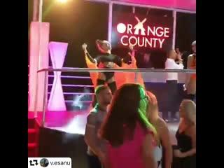 Orange county resort 5* вечернее пати