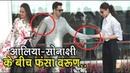 Alia Bhatt Aur Sonakshi Sinha Ne Varun Dhawan Ke Sath Is Tarah Kiya Masti | Kalank Promotion