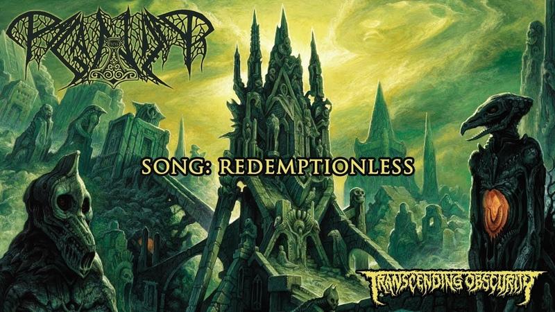Paganizer (Sweden) - Redemptionless (Death Metal) Transcending Obscurity