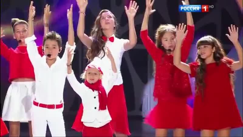 Детский хор Новая Волна-Мама. 07.01.2017