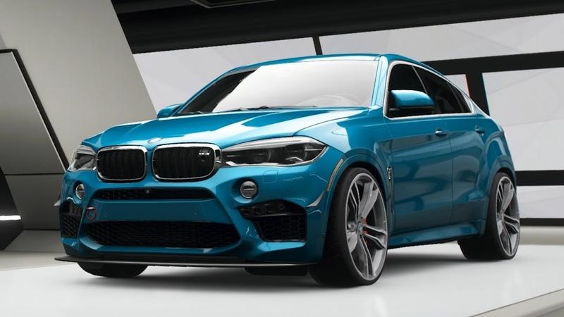 BMW X6M SWAP 6.5 V12 - Forza Horizon 4 - Test Drive - Ultrawide