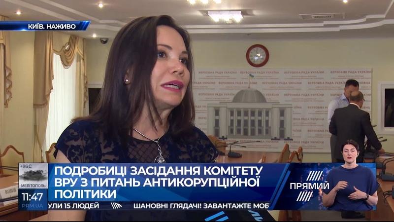 Інтерв'ю Прямого з Вікторією Сюмар