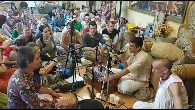 фестиваль святого имени Ярославль Абхай Чайтанья дас