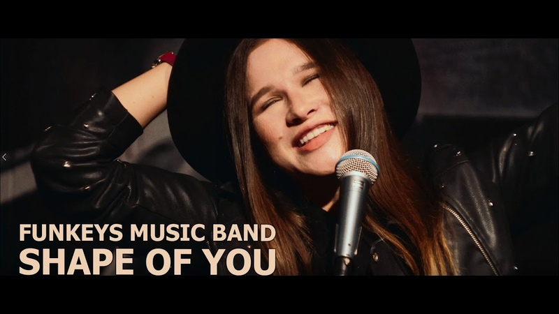 Funkeys Music Band - Shape of you (Ed Sheeran cover)