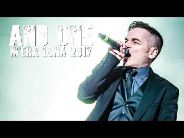 And One - Live in Concert - M'era Luna 2017 - 01:19:20 [ M'era Luna, Gemany ]