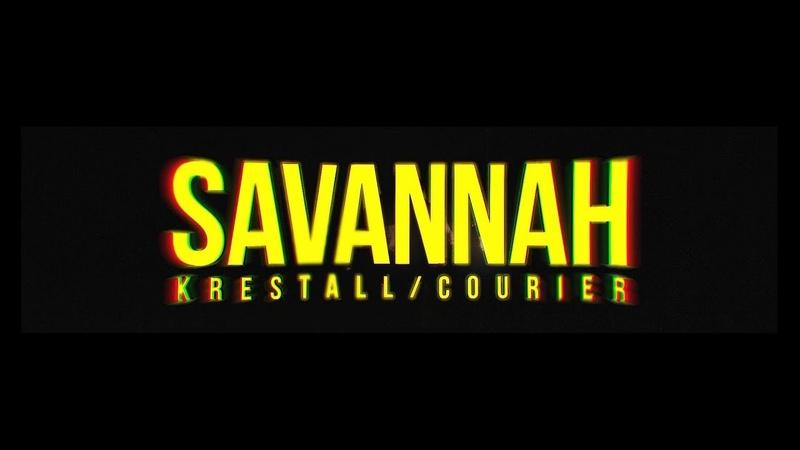 KRESTALL Courier SAVANNAH