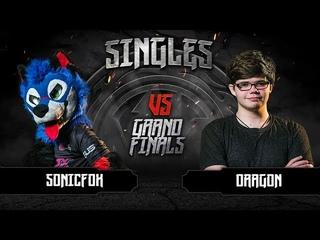 SonicFox vs Dragon - GRAND FINALS: Top 8 - MK11 Summit of Time | Jacqui Briggs vs Cetrion