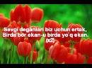 Ulugbek Rahmatullayev-Alvon Lolalar Qoshiq matni (lyrics)