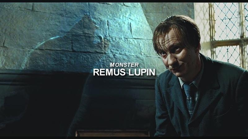 Remus Lupin Monster