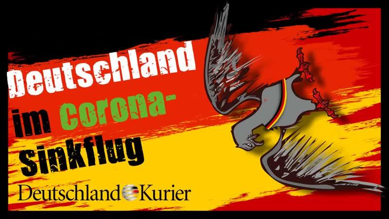 Deutschland Kurier Deutschland im Sinkflug