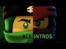 LEGO Ninjago All Intros Season 1-10 HD