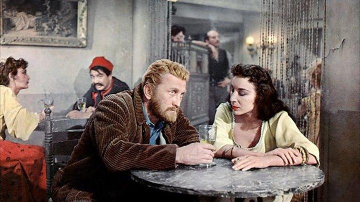 Жажда жизни (США 1956 HD) 16 Биография, Драма ☭ Советский дубляж