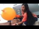 Orange Caterpillar Balloon 🎈 Blowing up a Big Animal Balloon