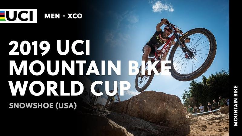 Men XCO Snowshoe 2019 Mercedes Benz UCI MTB World Cup