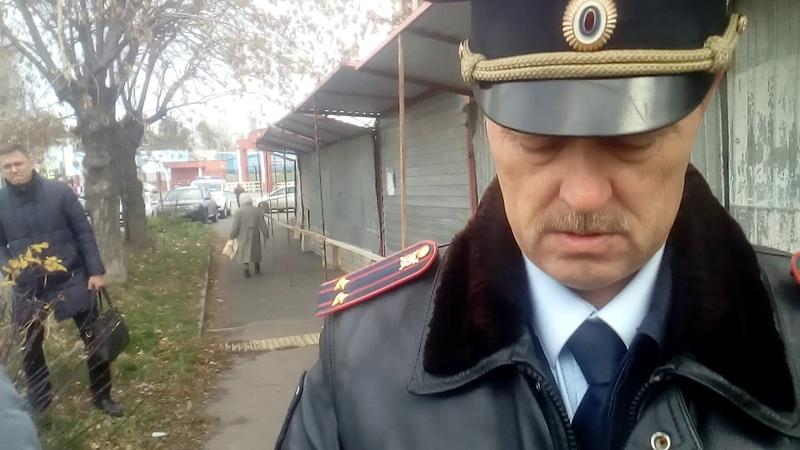 Чоповцы избили общественных активистов а полиция не препятствует
