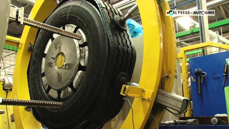 SL Pneus e Auto Lins Recauchutagem de pneus