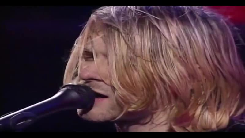 NIRVANA ღ The Man Who Sold The World ☆DAVID BOWIE SONG HARD VERSION☆