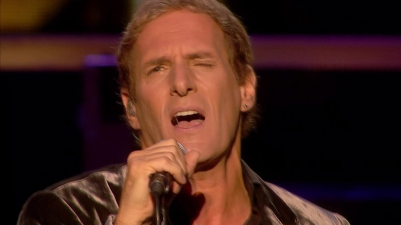 Michael Bolton Live Concert at the Royal Albert Hall 2010