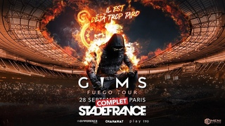 Gims - Destination Stade de France (Concert Complet Interview)