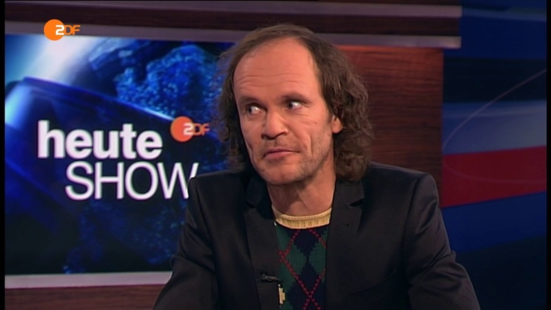 Olaf Schubert über den Lobbysumpf Berlin - heute-show vom 25.11.2016 | ZDF