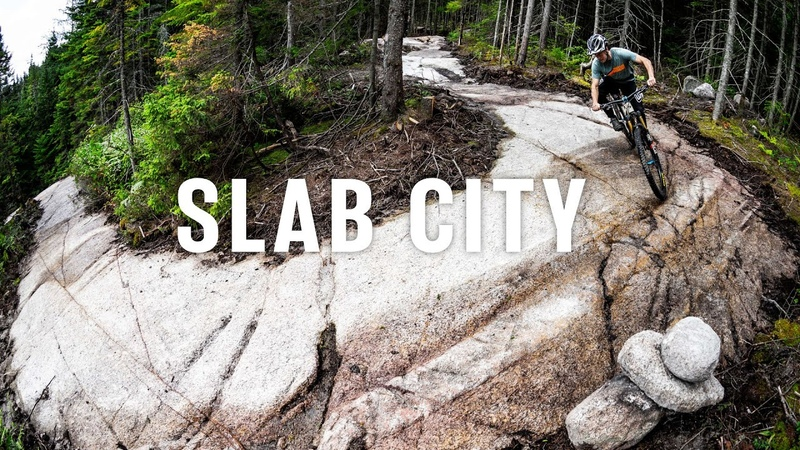 Slab City Sentiers Du Moulin's Newest Trail