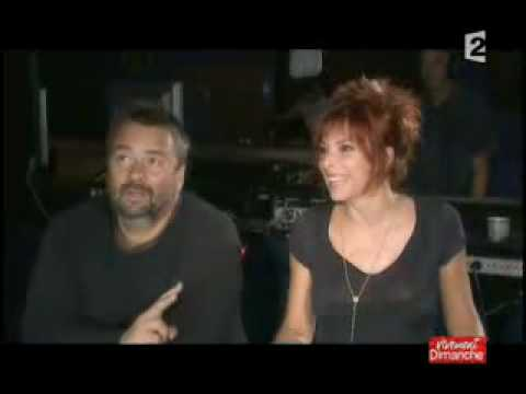 Mylène FArmer On TV 2006 Interview about ARTHUR AND THE