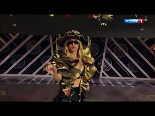 LOBODA - Пуля-дура (Музыкальный фестиваль Песня года)