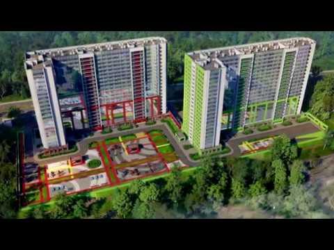 Обзор на ЖК Геометрия от Инвестторг г Кудрово