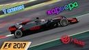 F1 2017 КАРЬЕРА 1 СЕЗОН - РОССИЯ ГОНКА ЧАСТЬ 2 11
